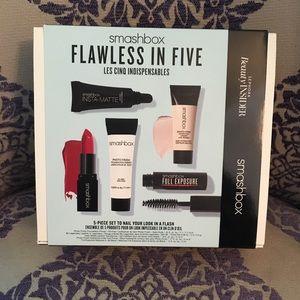 Smashbox Flawless in Five Sample Box